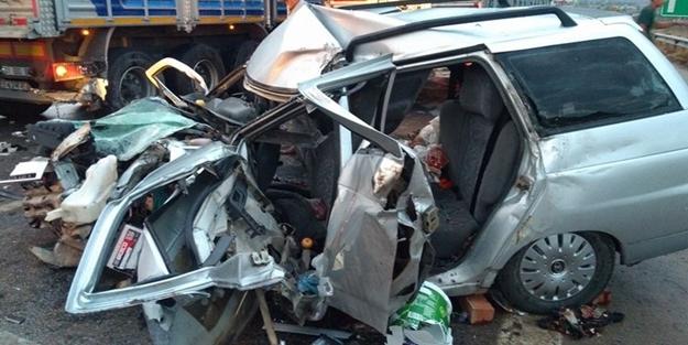 Trafik kazalarında Sapanca nüfusu kadar kişi can verdi