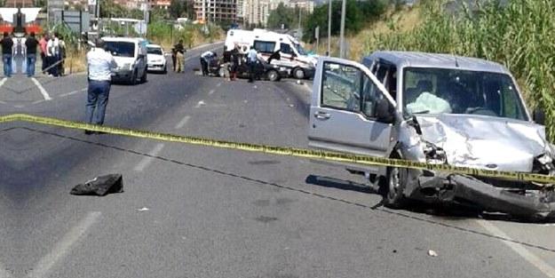 Trafik kazalarını azaltacak sistem geliyor