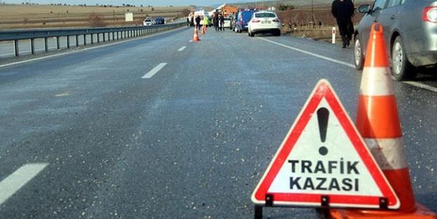 Trafik kazalarının en az ve en çok olduğu günler