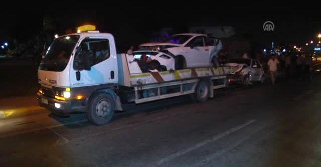 Sakarya'da trafik kazası: 6 yralı