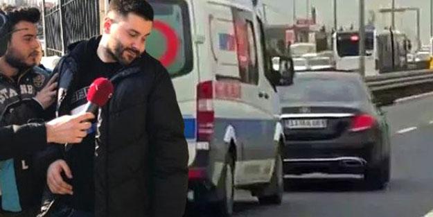 Trafik teröristinin ifadesi ortaya çıktı