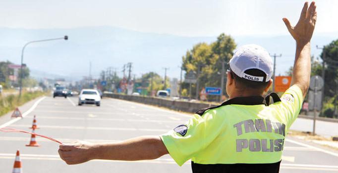 Trafikte ağır cezalar dönemi başlıyor