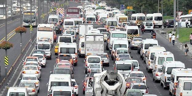 Trafikte sinirlere hakim olmak için 13 tavsiye