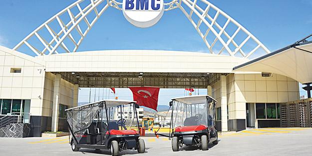TRAGGER T-Car, BMC Pınarbaşı Fabrikası'nda kullanılmaya başlandı