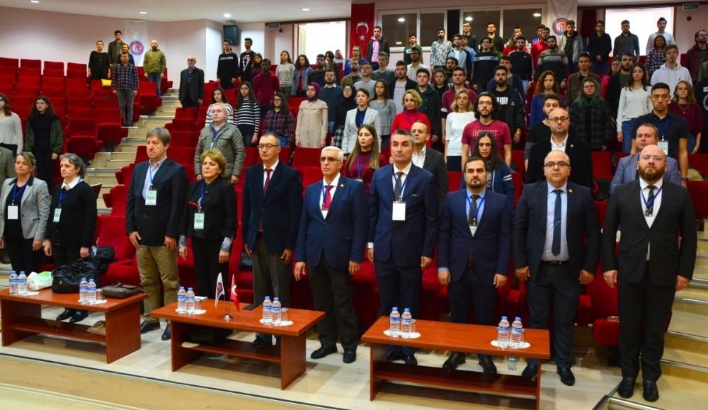 Trakya Üniversiteler Birliği Enerji Sempozyumu'nda Trakya Üniversitesi'nden beş sunum