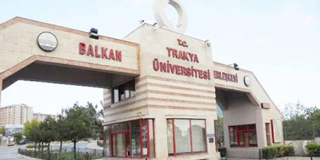 Trakya Üniversitesi desleri ne zaman başlıyor 2021? Trakya Üniversitesi yüz yüze eğitim ne zaman?