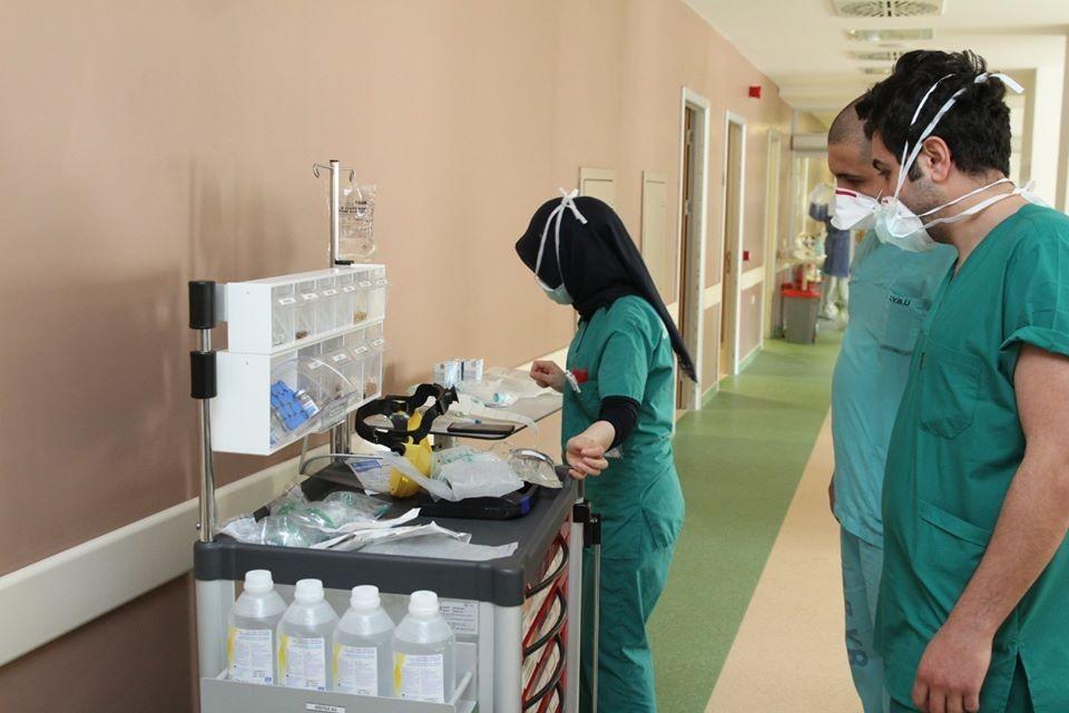 Trakya Üniversitesi hastanesine 64 sağlık personeli alınacak