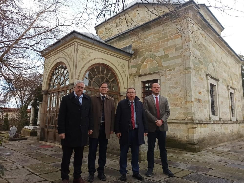 Trakya Üniversitesi, Kosova'da yeni projeler için adım atıyor