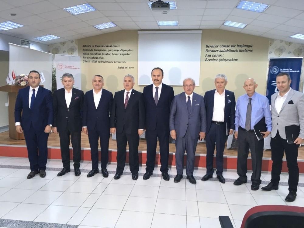 TRAKYA Yönetim Kurulu Malkara'da toplandı