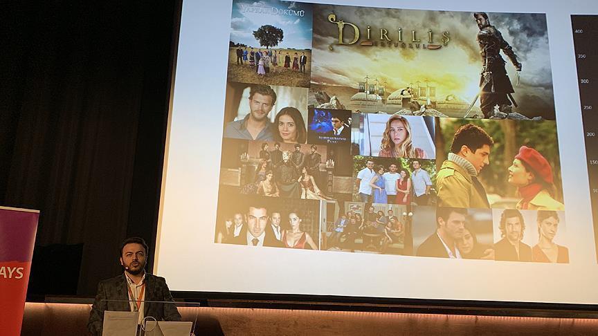 TRT dizileri Berlinale'de tanıtıldı