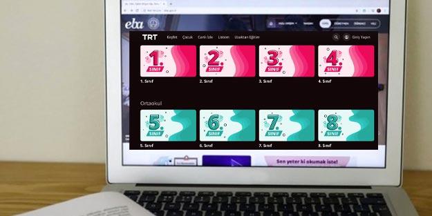 TRT EBA TV yayınını izleyen öğrenci öğretmenine soru nasıl soracak?