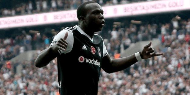 TRT Spor duyurdu! Süper Lig'de Aboubakar bombası