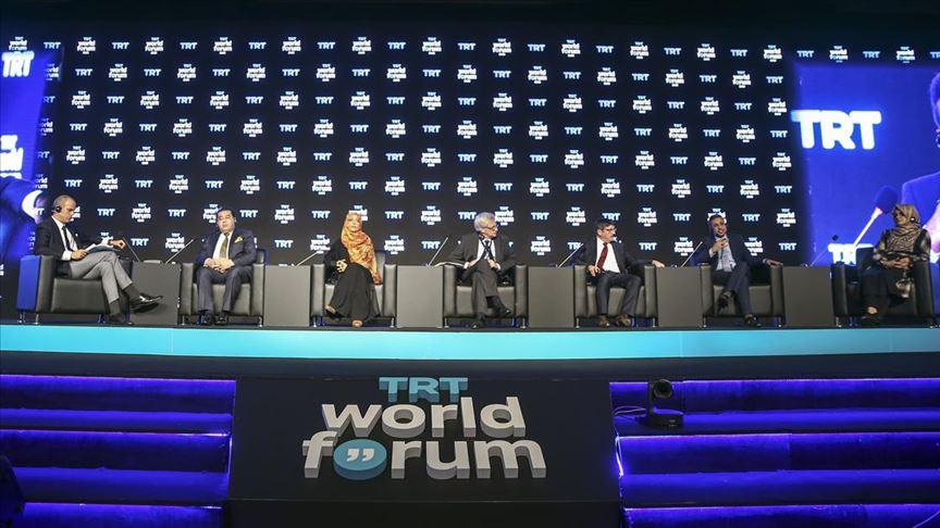 TRT World Forum 2019 sona erdi