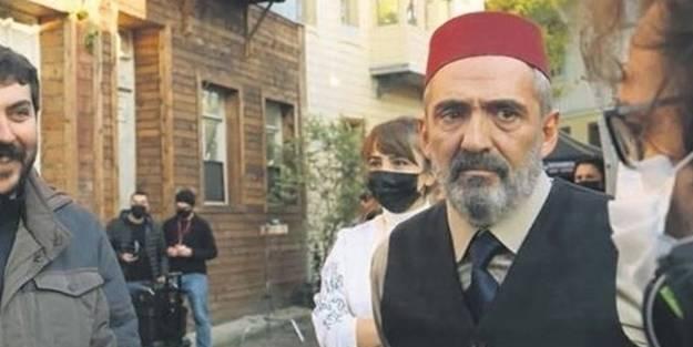 TRT'nin merakla beklenen dizisi 'Akif' sete çıktı!