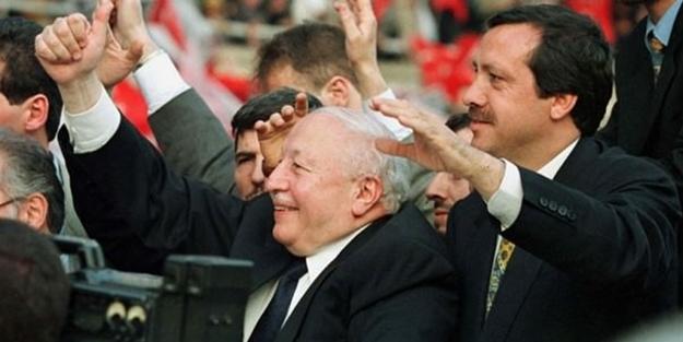 TRT'ten Erbakan-Erdoğan-Gül dizisi