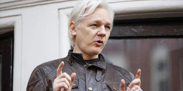 'Trump, Assange'a af teklif etti'