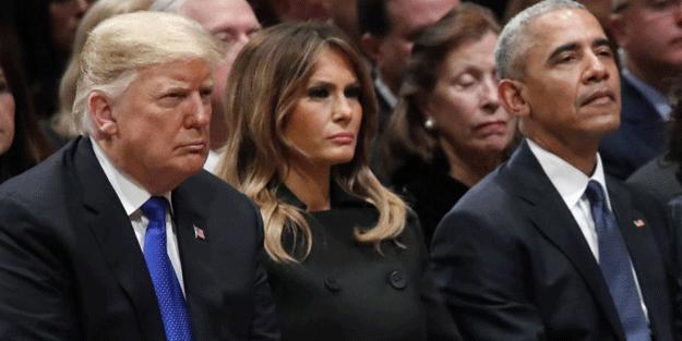 'Trump da, Obama da Ağrılıdır'