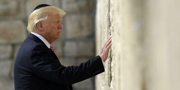 Trump haddini aşıyor! Kudüs İsrail'in başkenti ilan edilecek