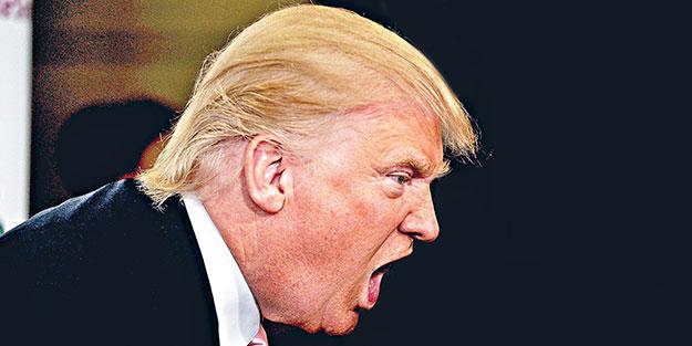 Trump ikili oynuyor