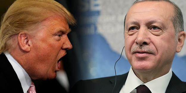 Trump, kendi kendine gelin güvey oldu: Erdoğan hayal kırıklığına uğrattı