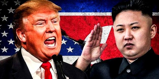 Trump, Kuzey Kore'ye heyet gönderdi