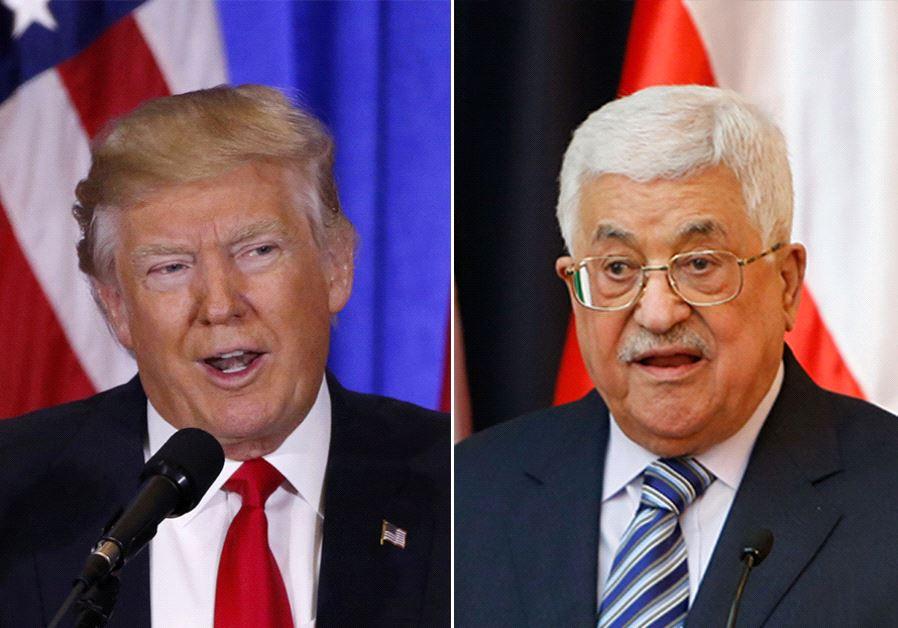 Trump, Mahmud Abbas ile görüşecek