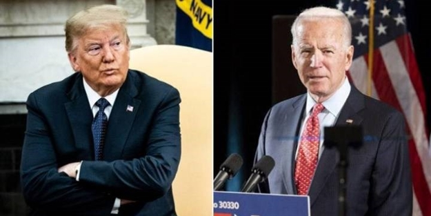 Trump mı, Biden mı? ABD'de kamuoyu yoklaması açıklandı!