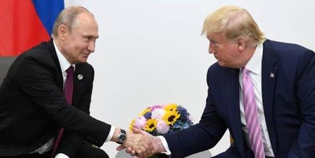 Trump, Putin'in teklifini kabul etti! Uçaklar her an kalkabilir