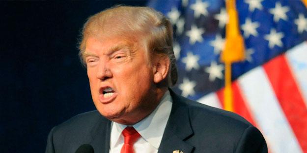 Trump resmen çıldırdı: Bir daha olursa askerlerimiz ateş açacak!