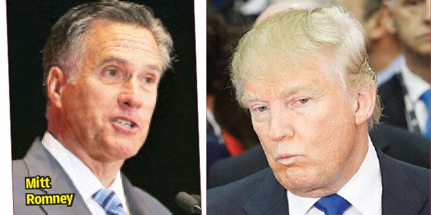 Romney: Donald Trump bir sahtekar 18