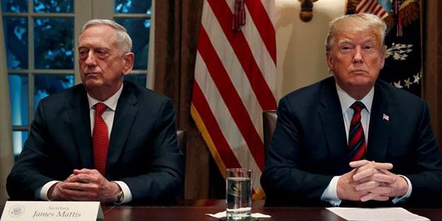 Trump ve eski bakan birbirine girdi!