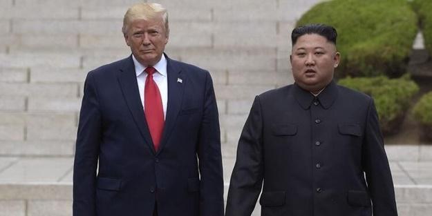 Trump ve Kim Jong-un'a ateş püskürdü: Midemi bulandırdı