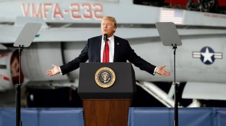 Trump, yeni cephe açıyor