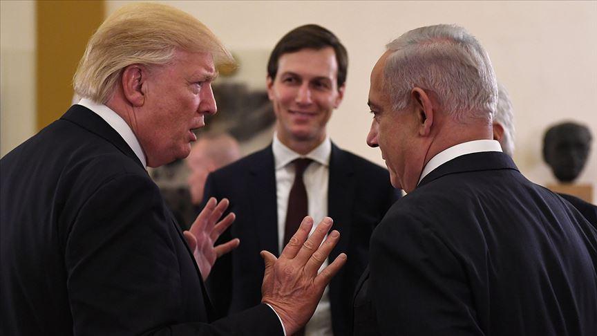 Trump yönetimi İsrail ne dediyse yaptı