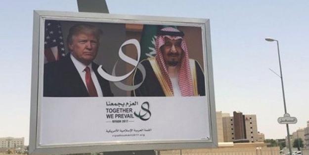 Trump'a böyle mesaj gönderdiler