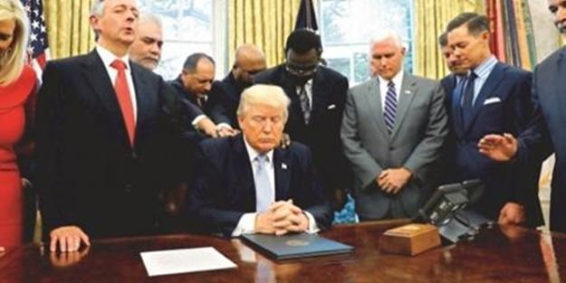 Evanjeliklerin hedefi ABD Başkanlık koltuğu mu?