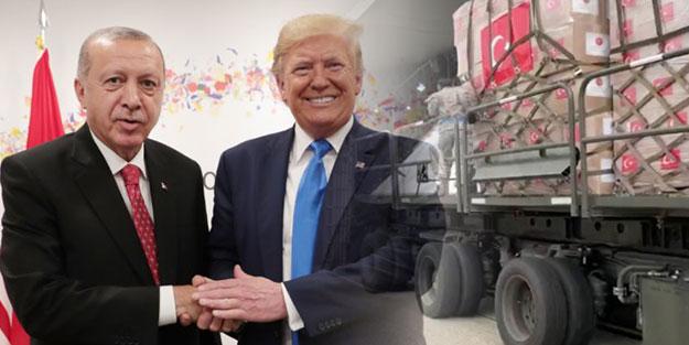 Trump'a gönderilen mektubun içeriği ortaya çıktı! Erdoğan'dan ABD basınına ve kongresine net mesajlar