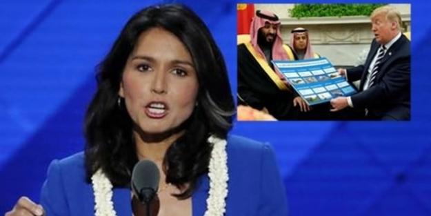 Trump'a hakaret yağdırdı: Bizi diktatör prense peşkeş çekemezsin