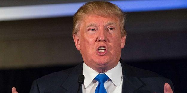 Trump'a ilk dava açılıyor