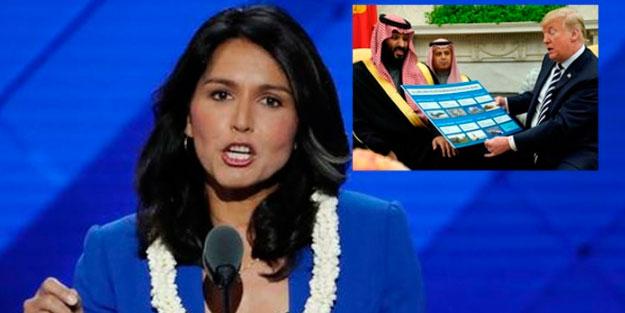 Trump'a Suudi Arabistan tepkisi: Bizi diktatör prense peşkeş çekemezsin
