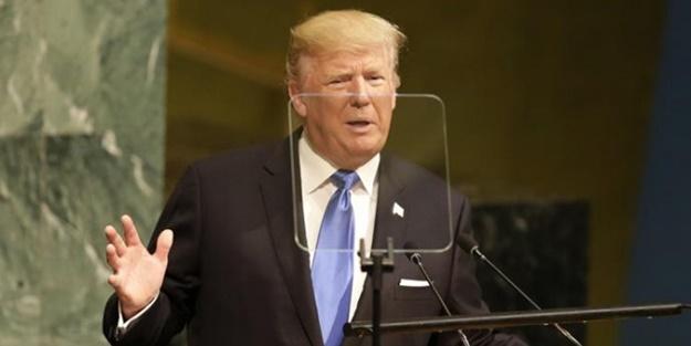 TRUMP'DAN TEHDİT: O ÜLKEYİ YOK EDECEĞİZ, HARİTADAN SİLECEĞİZ