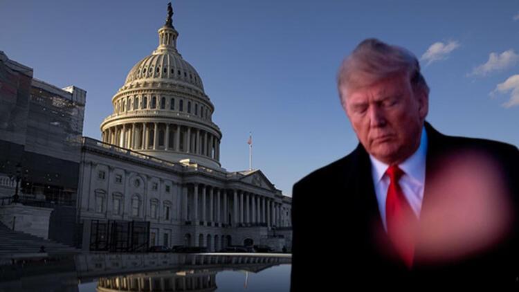 Trump'a büyük şok! Temsilciler meclisi azledilme sürecini başlattı