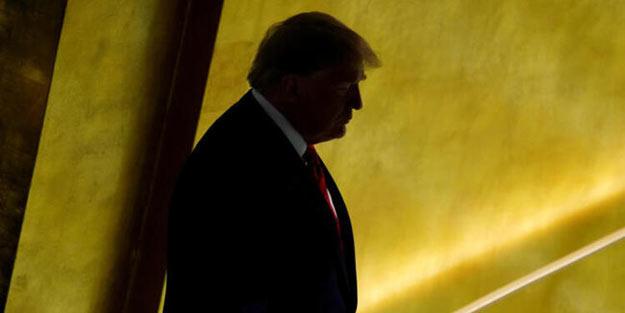 Trump'ın başı belada! İfadelerini değiştiriyor
