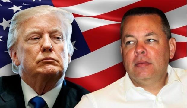 Trump'ın ısrarla istediği papazın FETÖ bağlantısı ortaya çıktı
