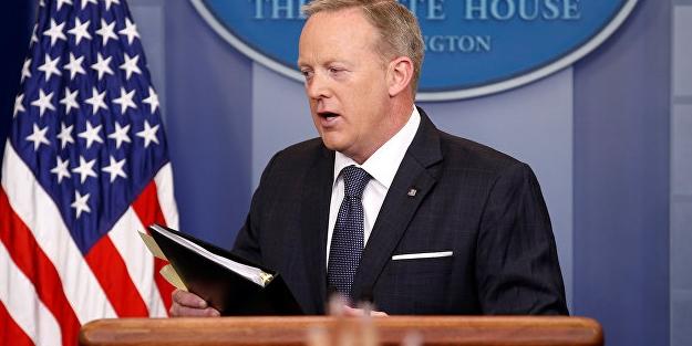 Trump'ın şifreli 'covfefe' sözüne Beyaz Saray'dan açıklama: Anlamını...
