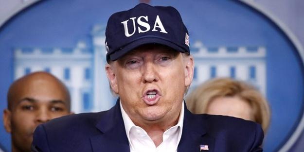 Trump'ın son açıklaması infial uyandırdı!