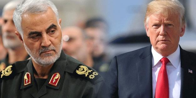 Trump'ın Süleymani'yi vurmasının ardından ABD karıştı!