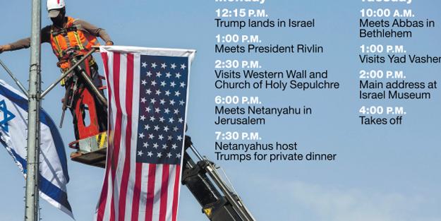Trump'ın Yahudi damadının İsrail-Filistin imtihanı
