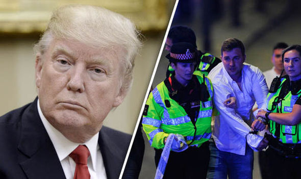 Trump'tan Ingiltere'ye moral ziyareti