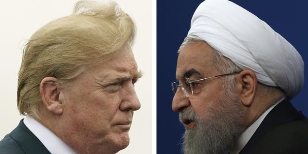 Trump'tan İran'a flaş çağrı: Teslim edin